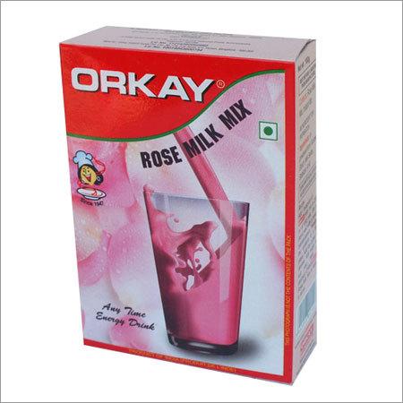 Rose Milk Shake 100g