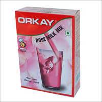 Rose Petals Milk Shake