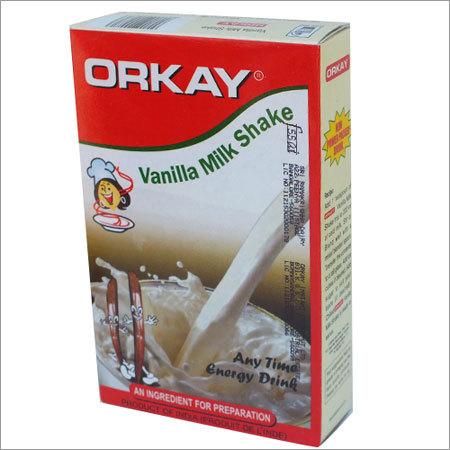 Delicious Vanilla Milk Shake