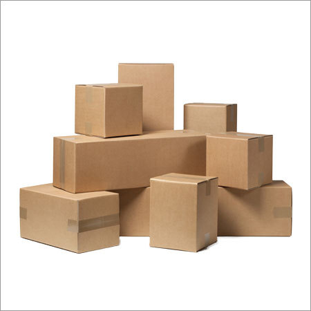 Coated Duplex Board Boxes