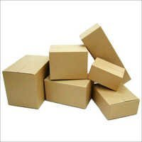 Plain Corrugated Paper Boxes