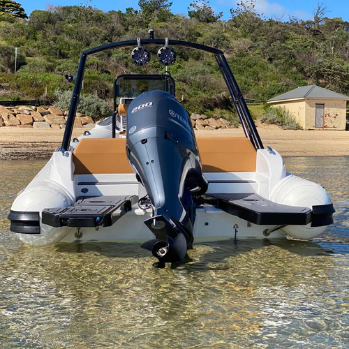 Liya 6.6m/22feet RIB Hypalon Inflatable Boat