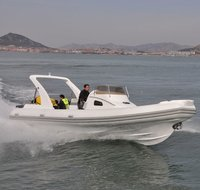 Liya 27ft/8.3m Rigid Hull Inflatable Dinghy yacht speed rib water boats for sale