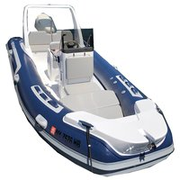 17ft Rigid Inflatable Boat with Motor