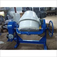 Three Fourth Bag Mixer Machine