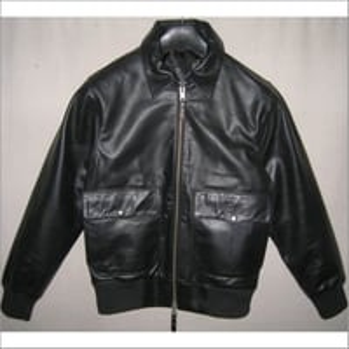Men's Genuine Leather Jacket