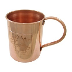 Moscow Mule Copper Mug Medium