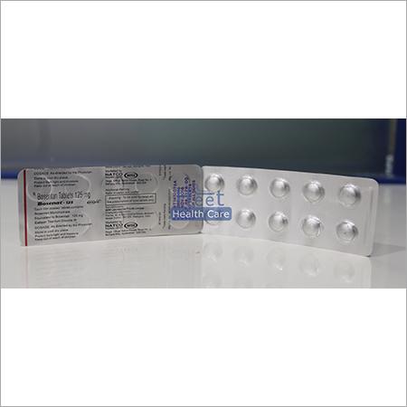 Bosenat Bosentan 125Mg Drug Solutions