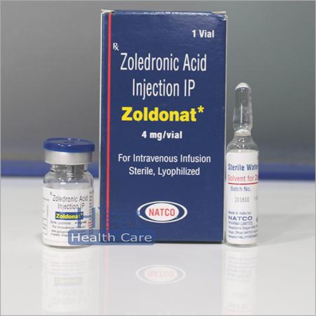 Zoldonat Zoledronic Acid 4mg