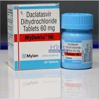 MyDekla Daclatasvir Dihydrochloride 60mg Tablets