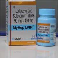 MyHep LVIR Ledipasvir 90mg Sofosbuvir 400mg