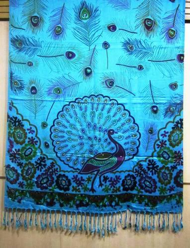 Printed Viscose Shawls