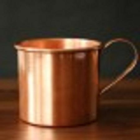 Hand Made Copper Mug