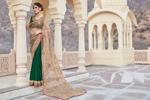 Hot Indian Designer Saree
