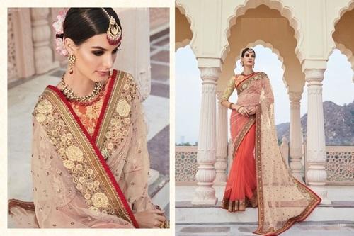 Simple Designer Saree