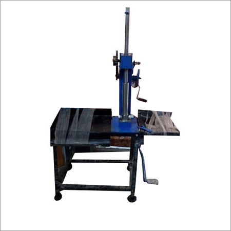 Pedal Agarbatti Making Machine
