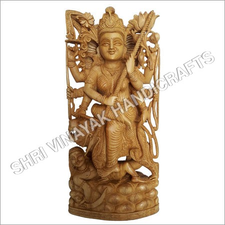 Lord Mata Wooden Statues