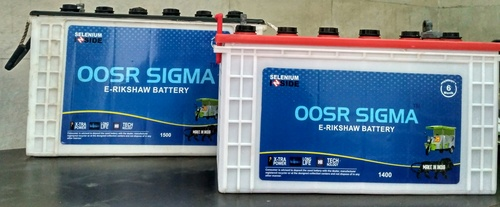 E-Rikshaw Batteries
