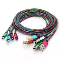 Nylon USB Cable