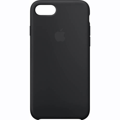 Black Mobile Back Cover