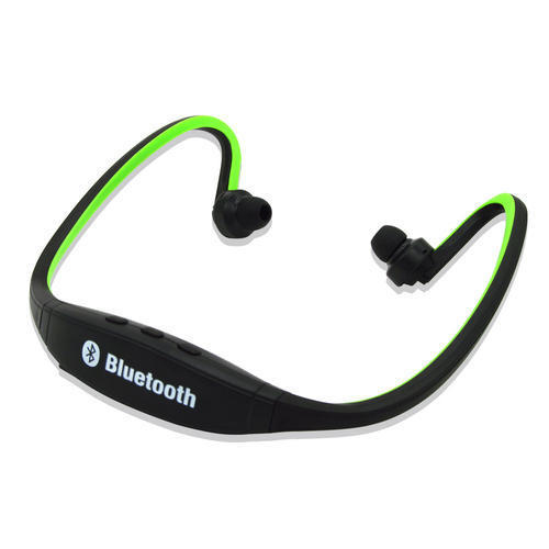 Black In Ear Bluetooth Headphone