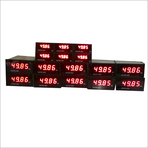 Line Frequency Monitor