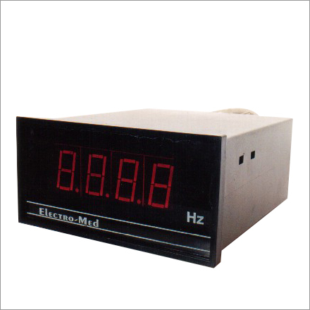 Line Frequency Monitor 1 Inch