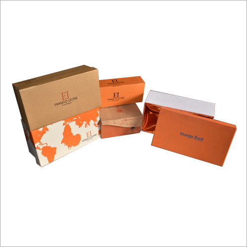 Footwear Corrugated Box