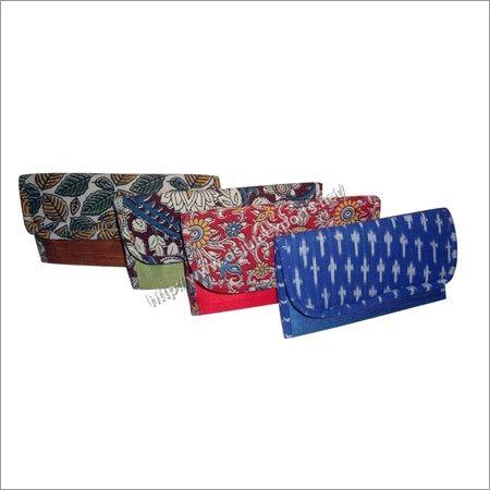 Fancy Jute Clutch Bag Set