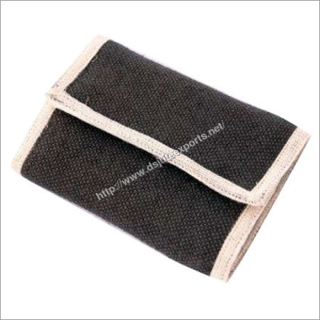 Jute Ladies Clutch Bag