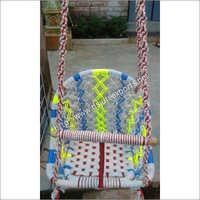 Jute Hanging Cradle Baby Jhula