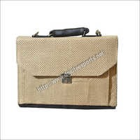 Corporate Jute Laptop Bags