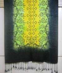 Multi Colours Viscose Printed Shawls