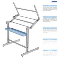 Drawing Stand (Drafting Table) Elephant Size DST-E