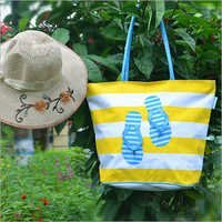 Flora Beach Bag