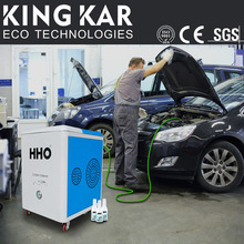 HHO Carbon Cleaner Machine