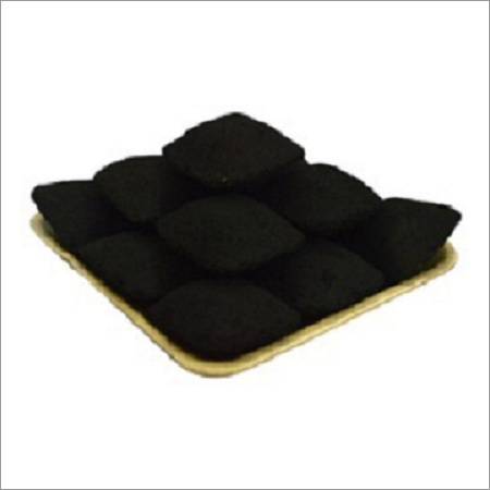Coconut Shell Charcoal Briquettes Pilow Shape