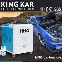 Three Way Catalytic Converter Cleaning Machine