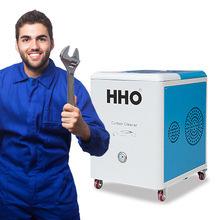 Carbon Deposit Cleaning Machine