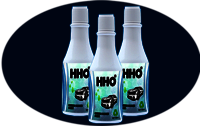 HHO Carbon Cleaning Agent