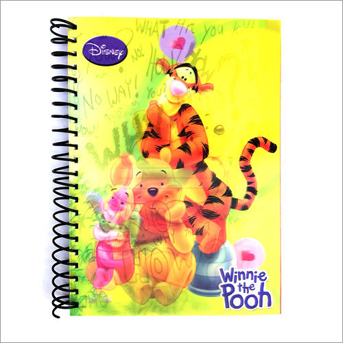 Disney Note Book