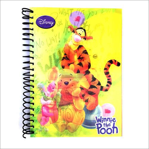 Disney Note Book