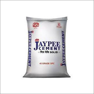 Polypropylene (PP) Cement Bag
