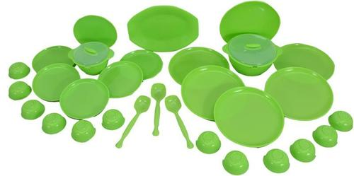 PLASTIC ROUND KITCHEN KART SET