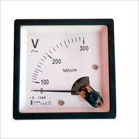 Analog Panel Voltmeter