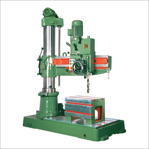 40 MM Heavy Duty Radial Drill machine