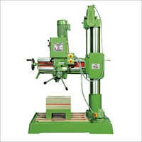 All Geared Head Radial Drilling Machine