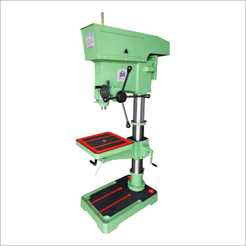 Bench Type Drilling Machine