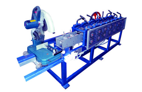 POP Channel & Ceiling Section Machines