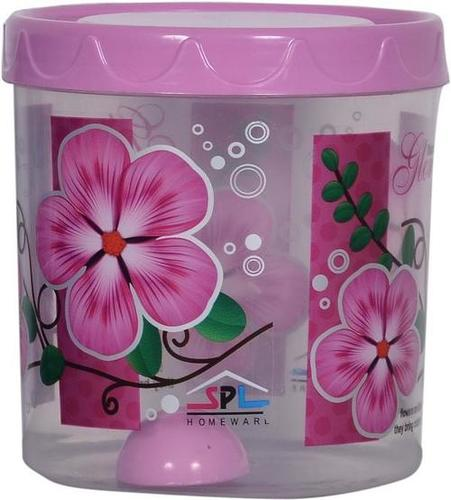 PLASTIC 2000 K.G. EVERFRESH PRINTED CONTAINER